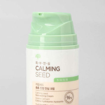 The Face Shop Calming Seed Skin-Resting Cream - Urban Outfitters