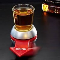 Spin the Shot - Shot Glass Game