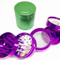 Sharper Vibrating Herb Grinder