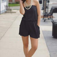 Just Like This Romper