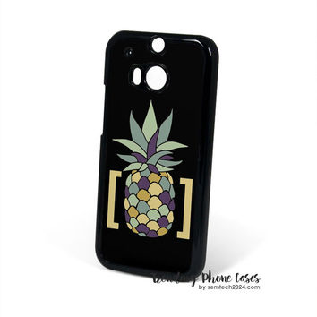 Pineapple In Brackets Design  Samsung Galaxy Note 4 Case Cover for Note 3 Note 2 Case