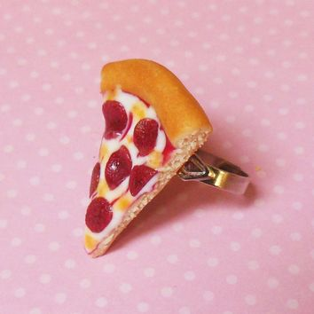 Pepperoni Pizza Ring