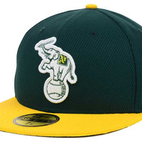 Oakland Athletics MLB Diamond Era 59FIFTY Cap