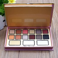 Too Faced Make-up Beauty 15-color Eye Shadow Matt Make-up Palette [501352431631]