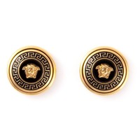 Versace Medusa Earrings - Elite - Farfetch.com
