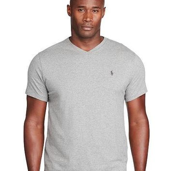 Ralph Lauren V-neck T-shirt - Beauty Ticks