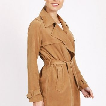 Laurel Trench Coat