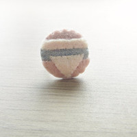Felt ring - Geometric ring - ring - Felt accessories -  READY TO SHIP