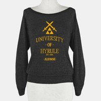 UNIVERSITY OF HYRULE ALUMNI