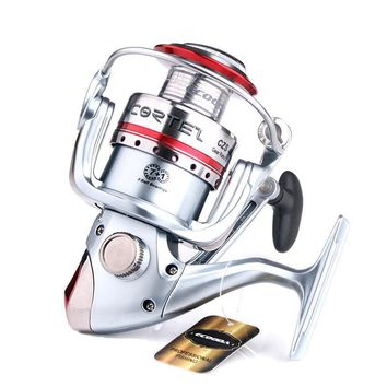 Deluxe Spinning Fishing Reel