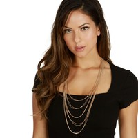 Gold All Day Chain Necklace