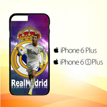 Cristiano Ronaldo X3156 iPhone 6 Plus|6S Plus Case