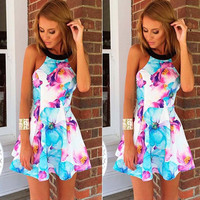 New Fashion Summer Sexy Women Dress Casual Dress for Party and Date = 4458038276