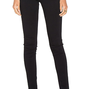 AG Adriano Goldschmied Farrah Skinny in Super Black | REVOLVE