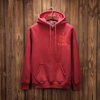 spbest The Life Of Pablo Kanye West Yeezy Hoodie
