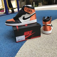 Air Jordan 1 Satin Backboard