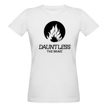 Divergent - Dauntless Faction Symbol T-Shirt