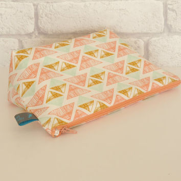 Makeup bag in fabric from AGF