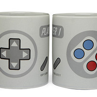 2-Player Gaming Mug Set