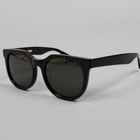 han kjobenhavn - paul senior sunglasses black