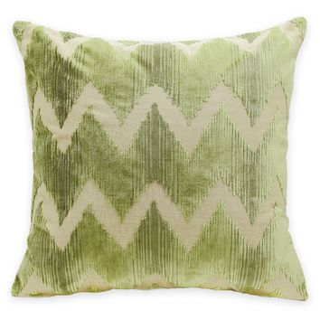 Mary Pillow - Green