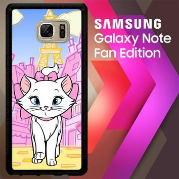 The Aristocats Marie Y0100 Samsung Galaxy Note FE Fan Edition Case