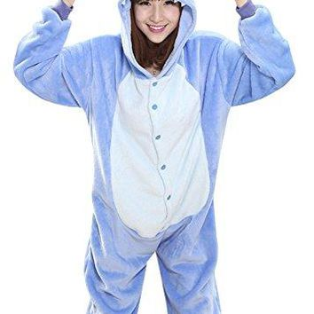 Halloween costume Unisex Adult Animal Oneise Kigurumi Pajamas Halloween Party Cosplay Costume
