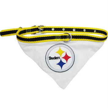 Pittsburgh Steelers Bandana Medium