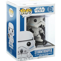 Funko Star Wars Pop! Stormtrooper Vinyl Bobble-Head
