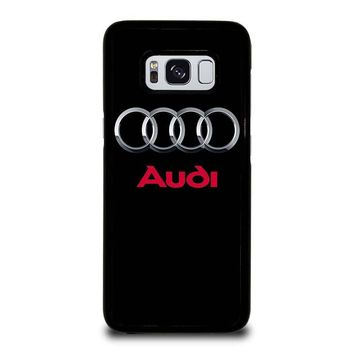 AUDI Samsung Galaxy S8 Case Cover