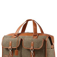 Men's Hartmann 'Tweed Belting' Duffel Bag