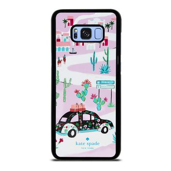 KATE SPADE NEW YORK ROAD TRIP Samsung Galaxy S8 Plus Case Cover