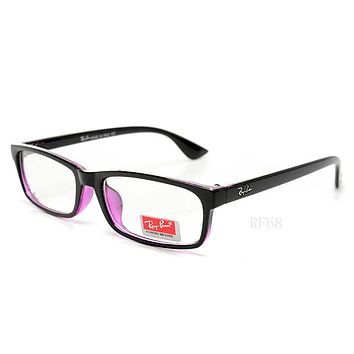 RayBan Eyeglasses RX 6250 Eyeglasses 2501 Grey,silver and purple 49mm