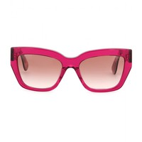 miu miu - cat-eye sunglasses