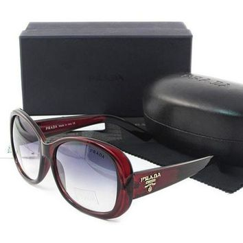 DCCKV3X Prada Women Casual Sun Shades Eyeglasses Glasses Sunglasses