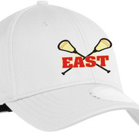 Williamsville East Womens Lacrosse New Era® - structured Stretch Cotton Cap