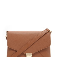 Textured Envelope Crossbody