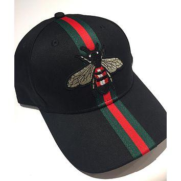 GUCCI Fashion Embroidery Woman Men Sunhat Baseball Hat Cap