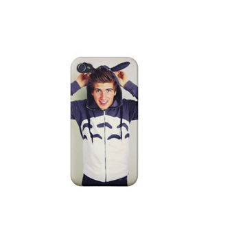 Joey Graceffa iPhone 4/4s/5 & iPod 4 Case