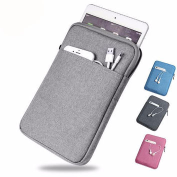 Shockproof Tablet Sleeve pouch Case for ipad New Free Shipping