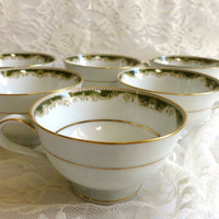 Noritake Teacups Warrington Set of 6