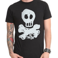 All Time Low Skully Logo T-Shirt
