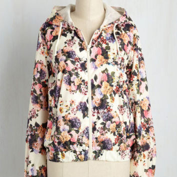 Rain of Thought Jacket | Mod Retro Vintage Jackets | ModCloth.com