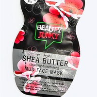 Shea Butter Mud Face Mask