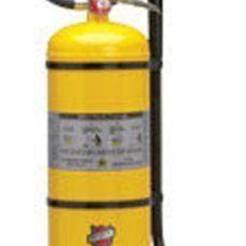 Buckeye 52000 Class D Dry Powder Hand Held Fire Extinguisher with Wall Hook