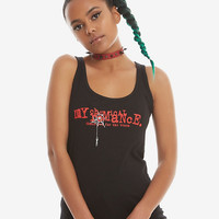 My Chemical Romance Thank You For The Venom Girls Tank Top