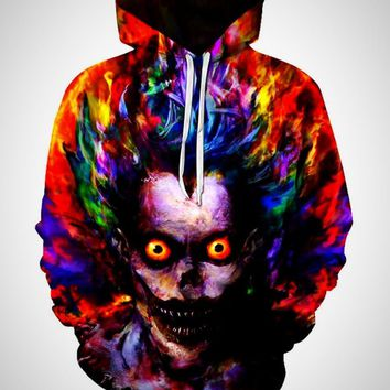 3D Printing Hooded Sweatshirts