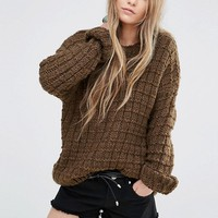 Moon River Knitted Top at asos.com