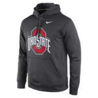 Nike Practice Performance Pullover (Ohio State) Men's Training Hoodie Size Small