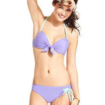 California Waves Swimsuit - Junior Swimwear - Macy's